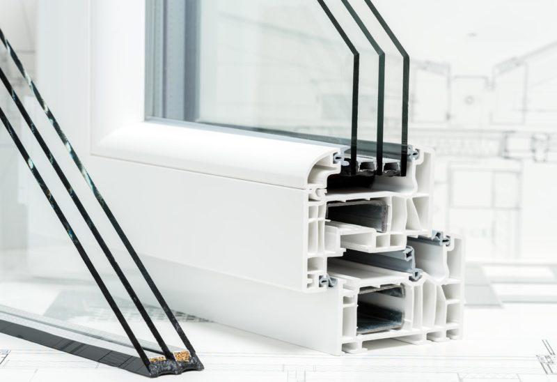 窓ガラスのトリプル化について